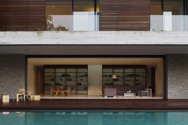 JKC1 House by Ong & Ong