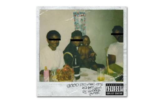 Kendrick Lamar - good kid, m.A.A.d. city (Review)