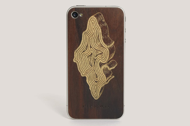 Killspencer Veil by James Jean OVM iPhone Cover