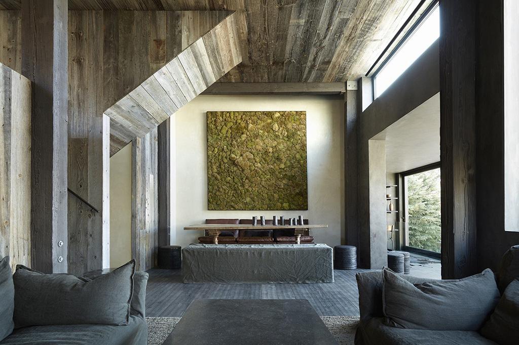 La Muna House by Oppenheim Architecture + Design
