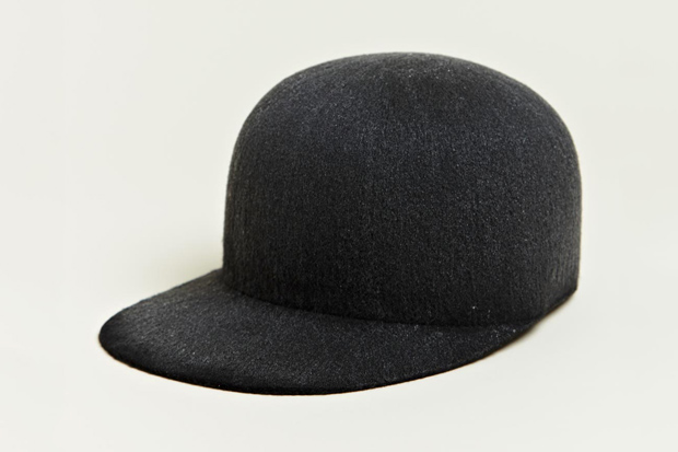 lanvin 2012 fall winter resin melusine cap