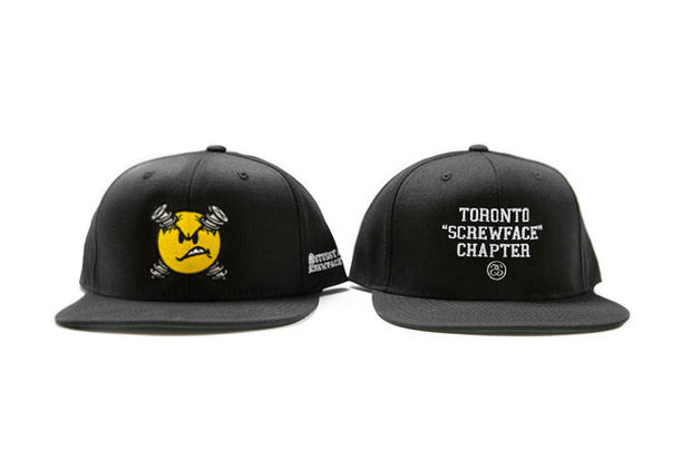 "Stussy Toronto Launch Their New Location with the ""Screwface"" Collection"