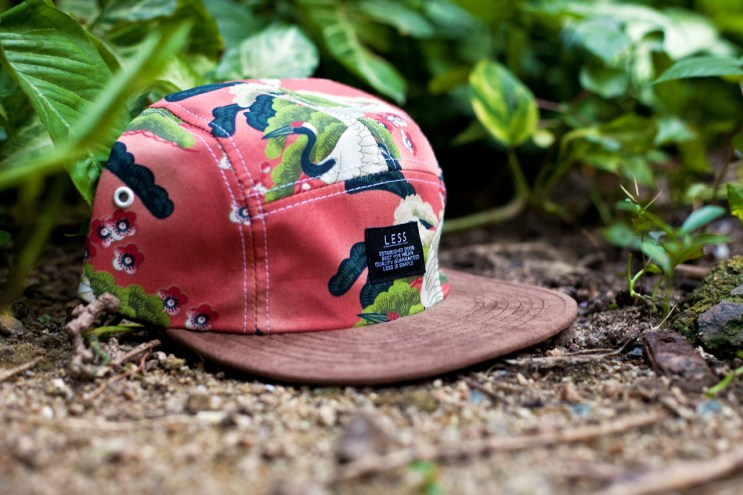 Less 2012 Fall/Winter 5-Panel Camp Caps
