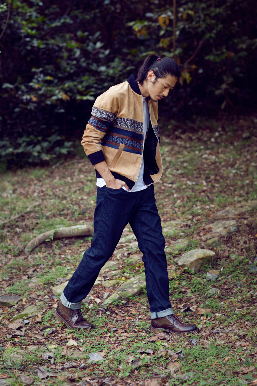 Curated Looks for Levi's® Fall 2012 Collection
