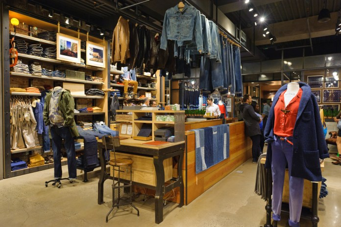 Levi's Launches Its Made-to-Order Project in New York City