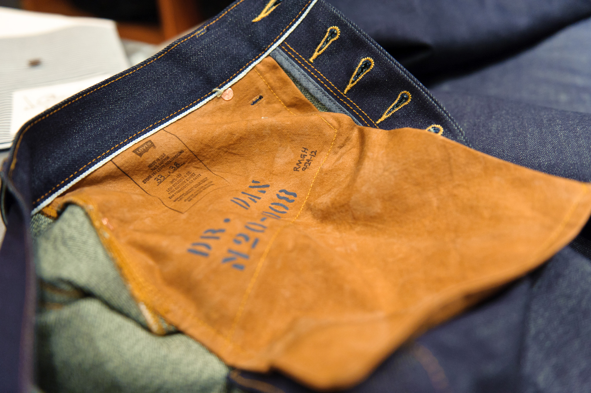levis launches its made to order project in new york city