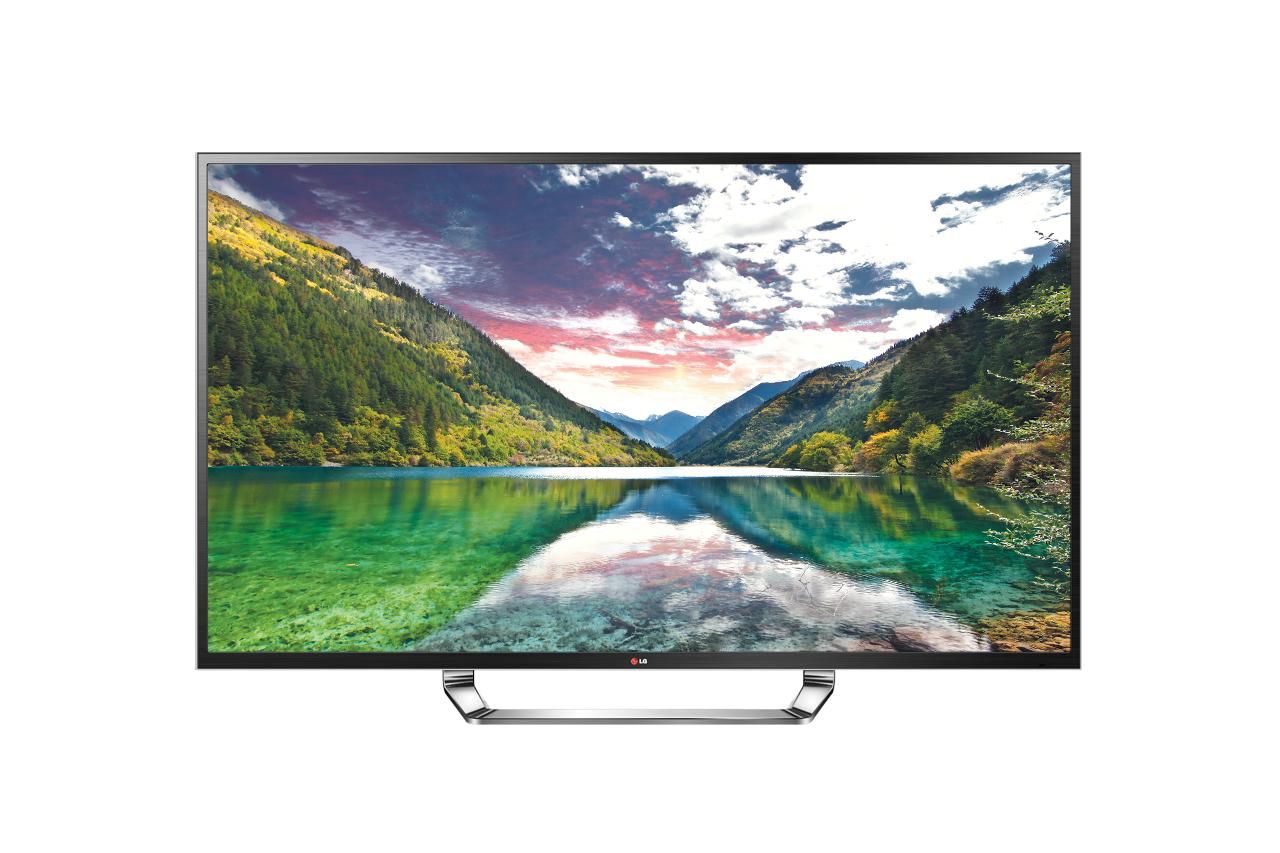 LG 84-Inch 4K 3D TV