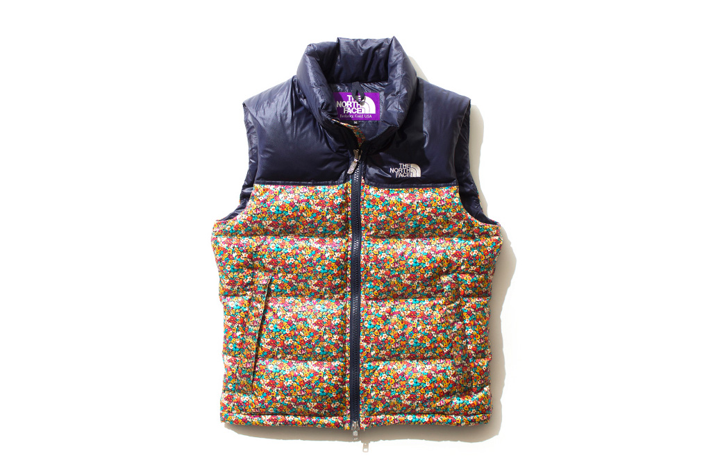 Liberty x THE NORTH FACE PURPLE LABEL 2012 Fall Outerwear
