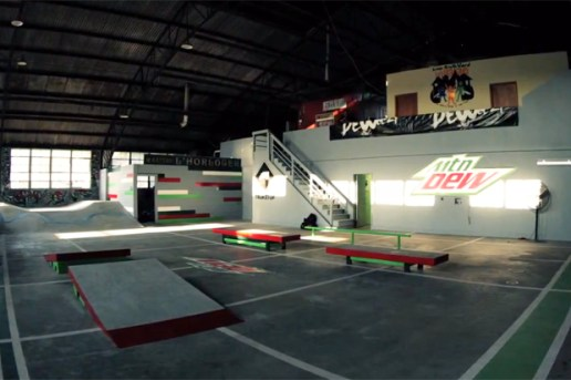 Lil Wayne Opens DEWeezy Skate Park in New Orleans