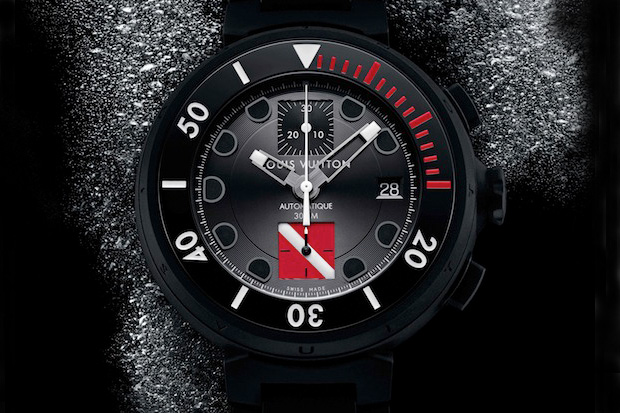 Louis Vuitton Tambour Diving II Chronograph