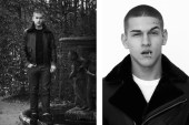 Louis Wong x A.P.C. 2012 Fall/Winter Capsule Collection