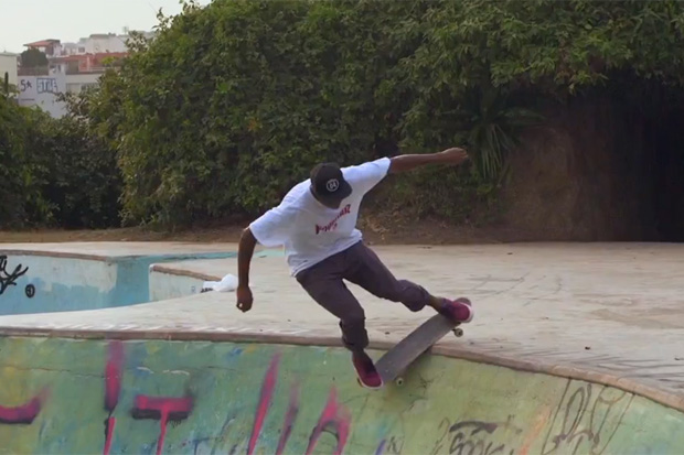 Luan Oliveira Welcomes Paul Rodriguez and Nike SB to Brazil