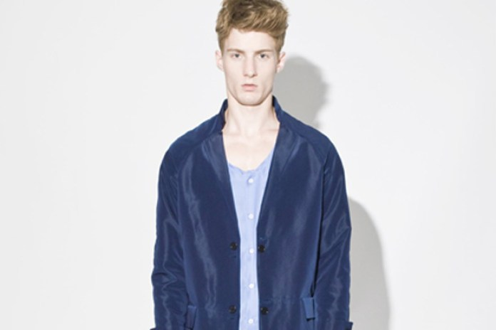 "Lucio Vanotti 2013 Spring/Summer ""SLEEPWALKER"" Lookbook"
