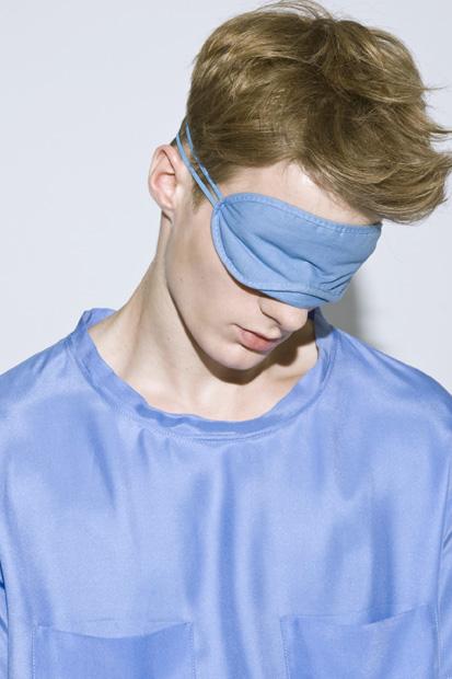 "Lucio Vanotti 2013 Spring/Summer ""SLEEPWALKER"" Lookbook"