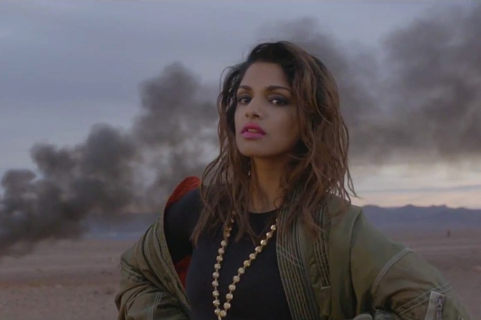 M.I.A. The Book Video Trailer