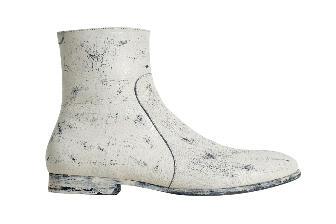 maison martin margiela for hm 2012 fall winter footwear collection