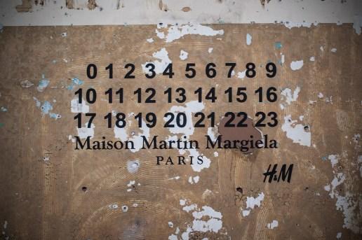 Maison Martin Margiela for H&M 2012 Fall/Winter Collection Launch Recap