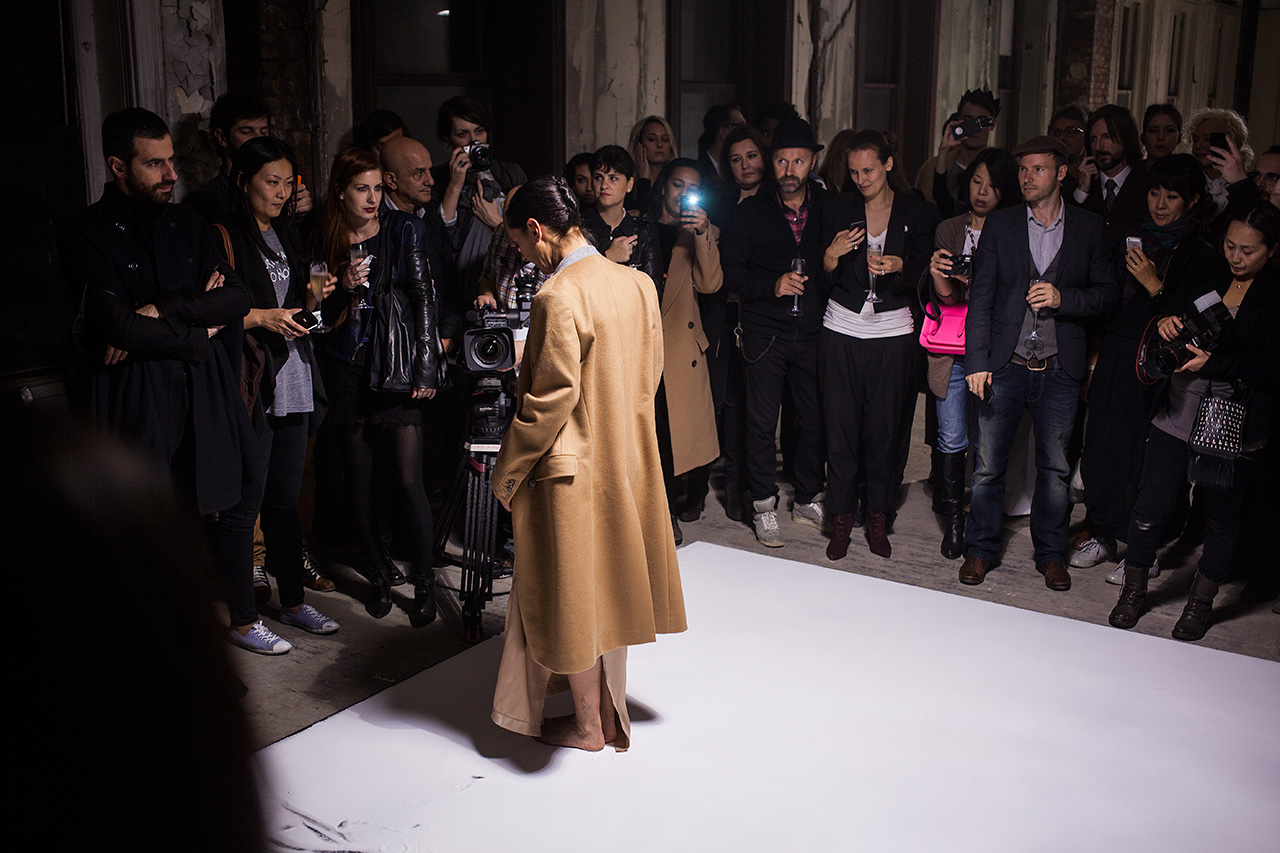 Maison Martin Margiela for H&M 2012 Fall/Winter Collection Launch Recap