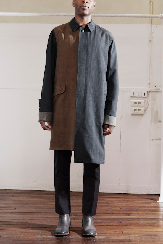 maison martin margiela for hm 2012 fall winter collection