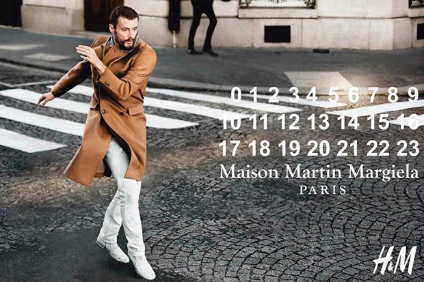 Maison Martin Margiela for H&M Campaign Preview