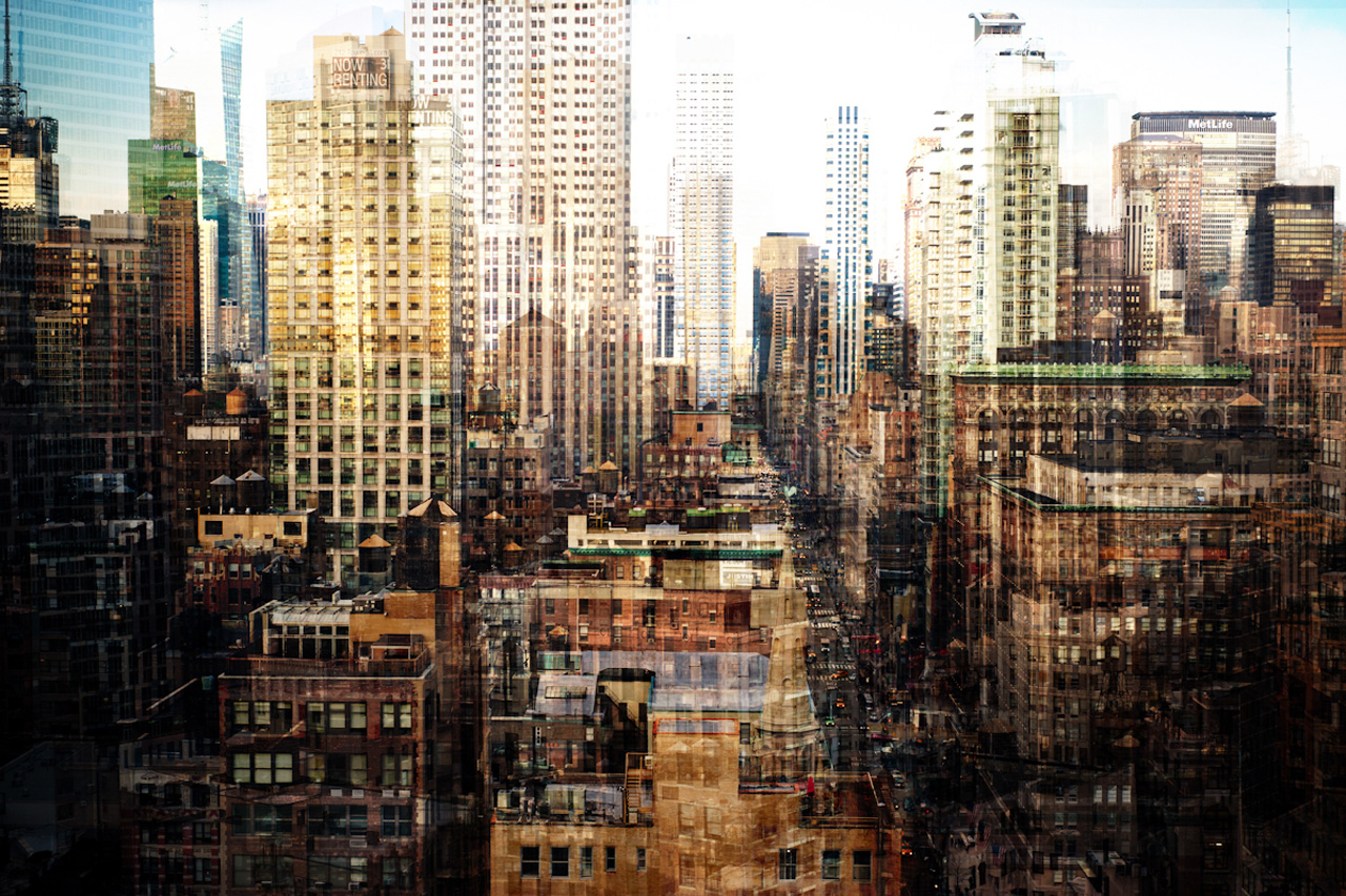 manhattans skyscrapers through the lens of florian mueller