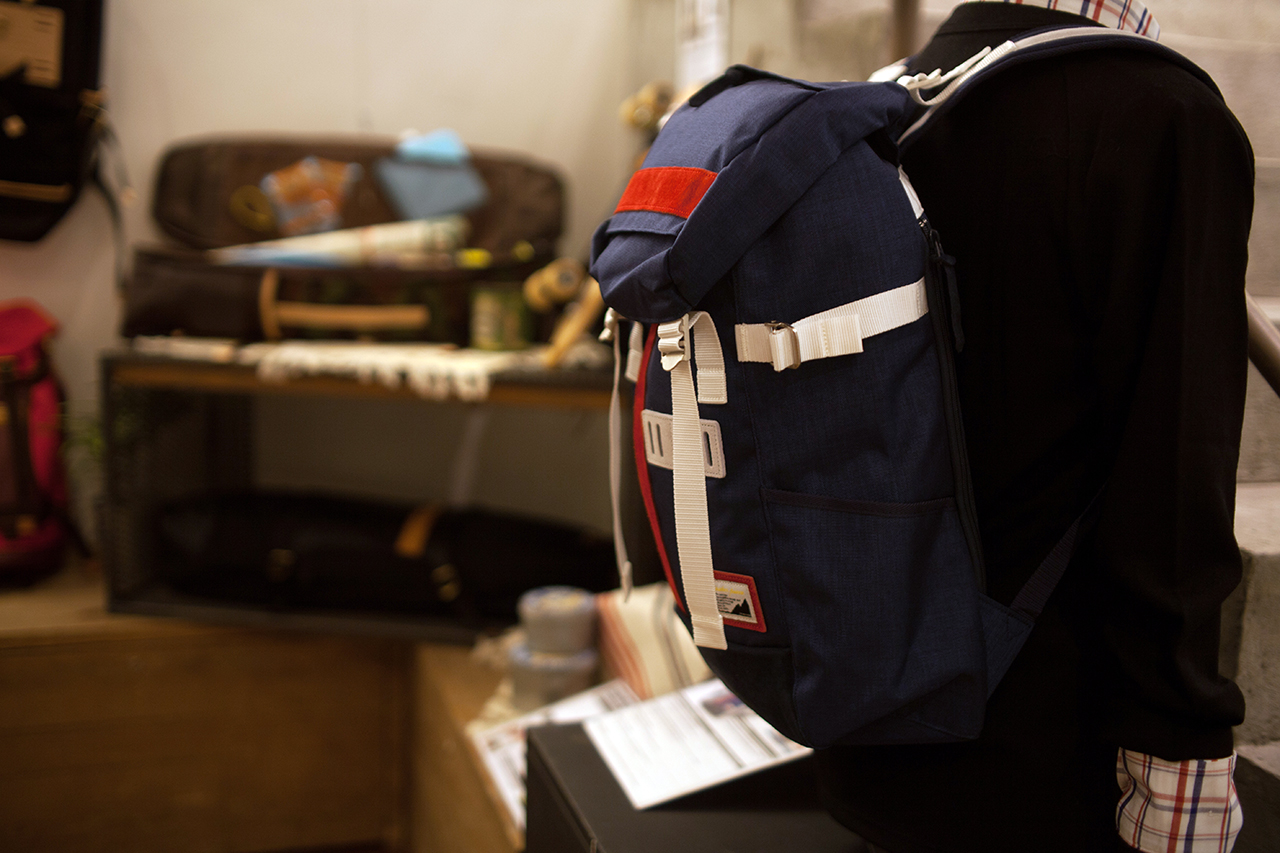 master-piece 2012 Fall/Winter Collection Preview