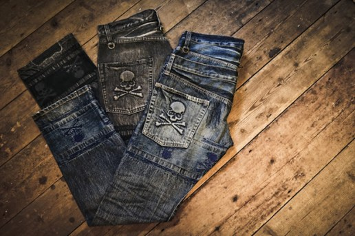 mastermind JAPAN 2012 Fall/Winter Denim