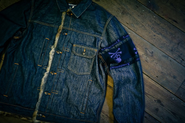 mastermind JAPAN 2012 Fall/Winter Denim Jacket