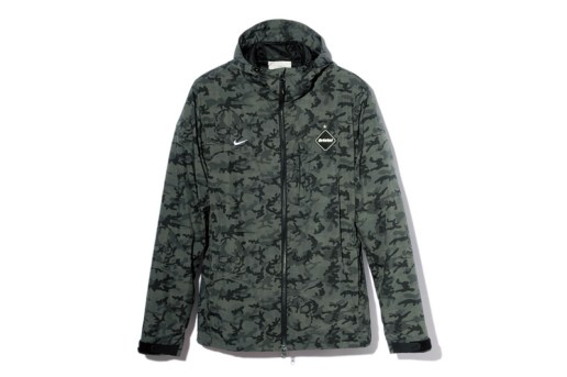 mastermind JAPAN x F.C.R.B. 2012 Fall/Winter Camouflage Capsule Collection