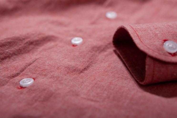 Materials and Patterns: Chambray