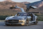 Mercedes-Benz 45th Anniversary SLS AMG GT3