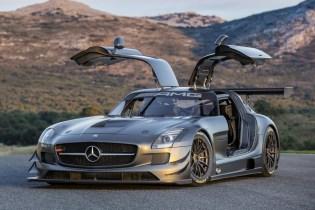 Mercedes-Benz 45th Anniversary SLS AMG GT3