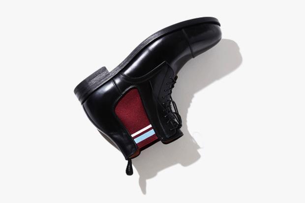 MIHARAYASUHIRO 2012 Fall/Winter Side Gore Boots