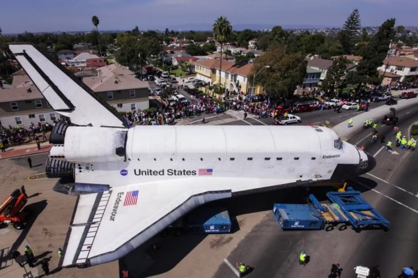 Mission 26: A Powerful Timelapse Video of Space Shuttle ...