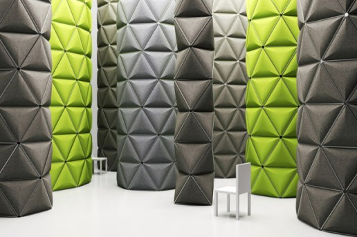 Modular Space Frame Structures by formkind