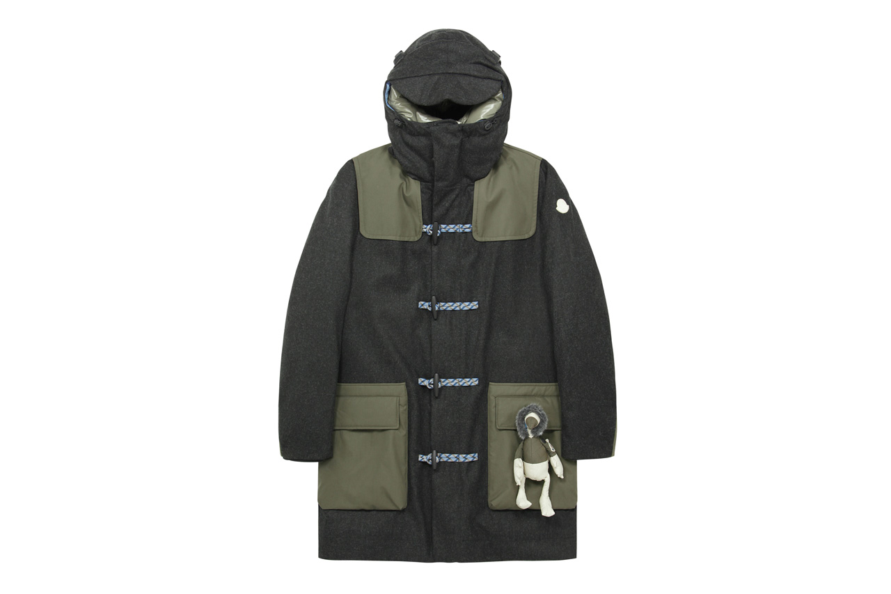 Moncler 'R' 2012 Fall/Winter Bowfell Parka