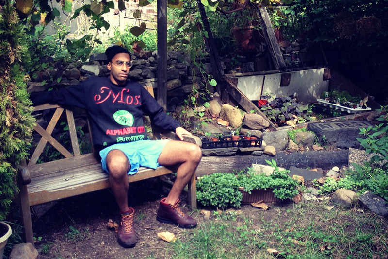 moss 2012 fall winter lookbook featuring das racist