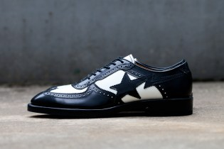 Mr. Bathing Ape x Regal 2012 Fall/Winter Brogue Shoes