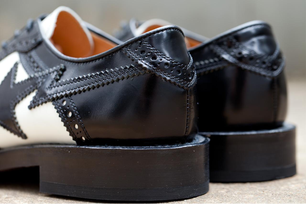 Mr. Bathing Ape x Regal 2012 Fall/Winter Brogue Shoes