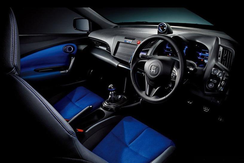 Mugen Debuts New Honda CR-Z MUGEN RZ