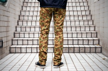 Naked & Famous 2012 Fall Weird Guy Double Sided Camo