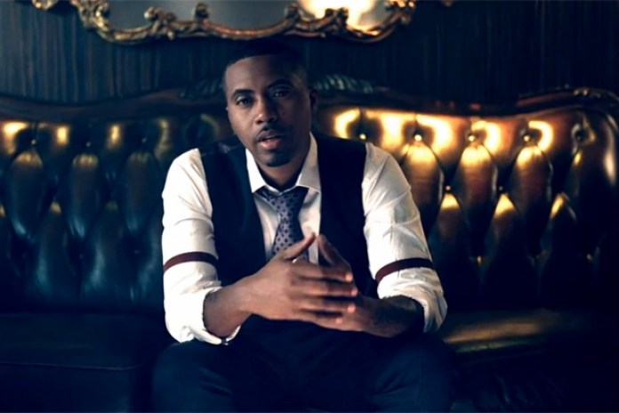 Nas featuring Amy Winehouse - Cherry Wine | Video