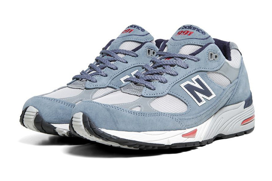 """New Balance 2012 Fall 991 """"Made in England"""""""