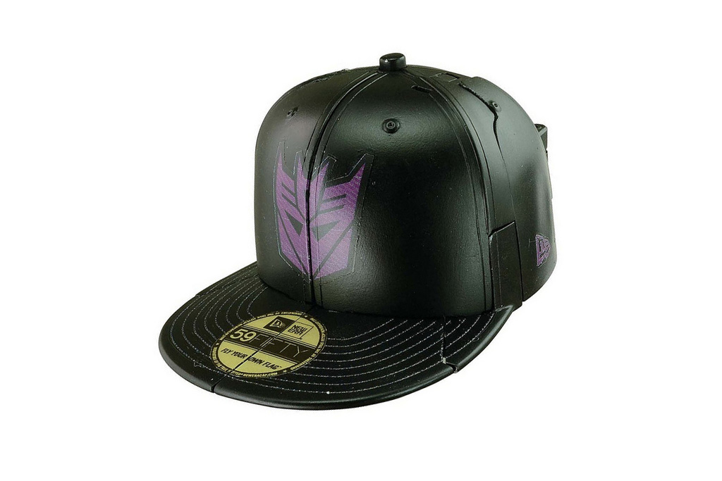 New Era x TakaraTomy Transformers Cap Bots
