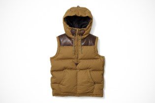 NEXUSVII x Holden NEX-WCS LV-3 Hooded Down Vest