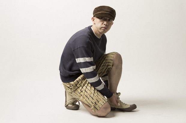 NIGO Talks Vintage Scavenging While Modeling His Own Wares