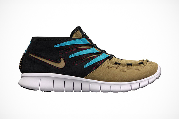 Nike 2012 Fall/Winter Free Forward Moc+ N7