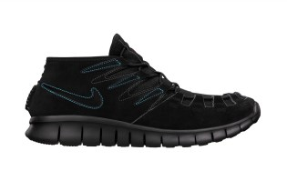 "Nike 2012 Fall/Winter Free Forward Moc+ N7 ""Midnight Fog-Dark Turquoise"""