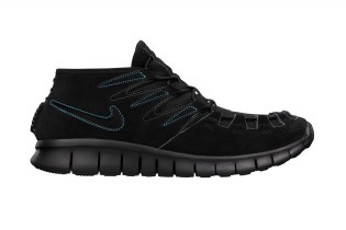 "Nike 2012 Fall/Winter Free Forward Moc+ N7 ""Midnight Fog-Dark Turquoise"""