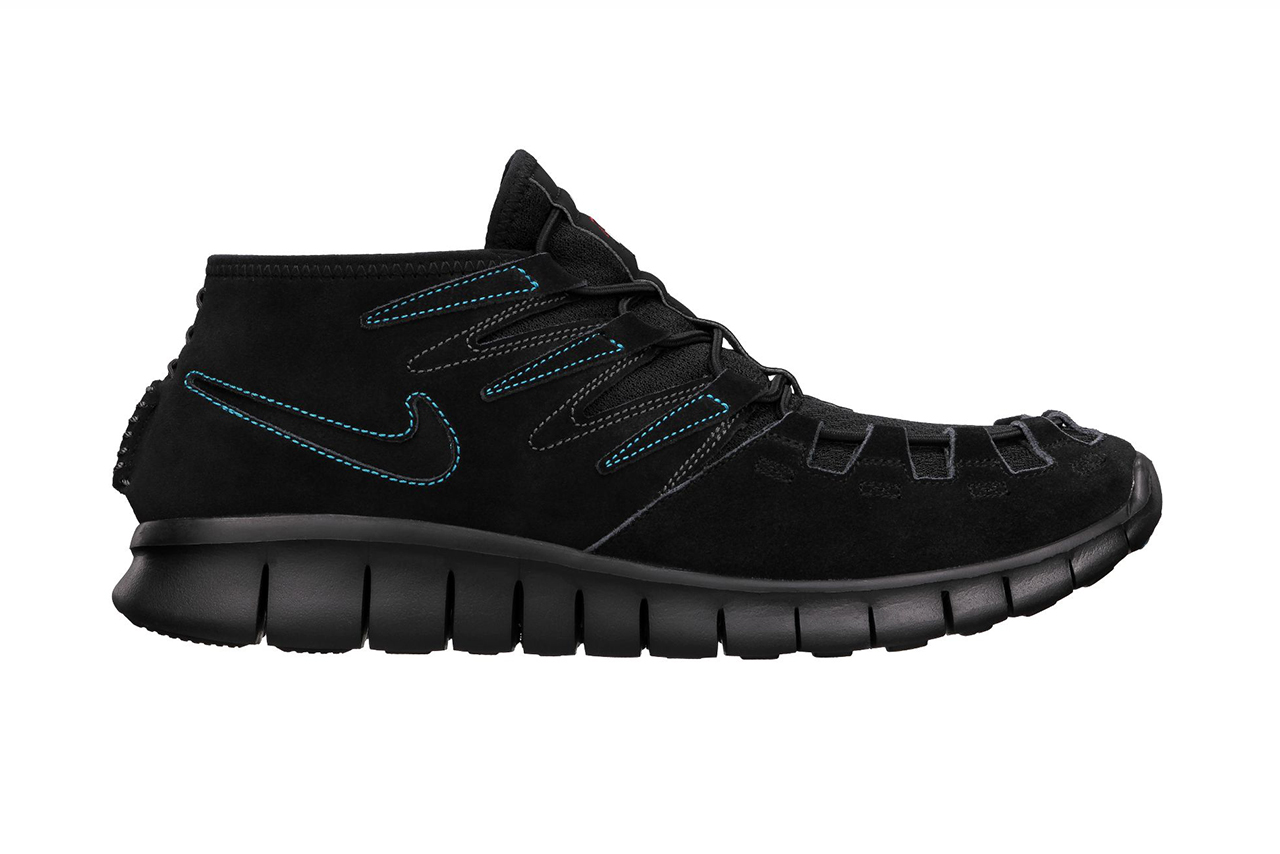 nike 2012 fall winter free forward moc n7 midnight fog dark turquoise